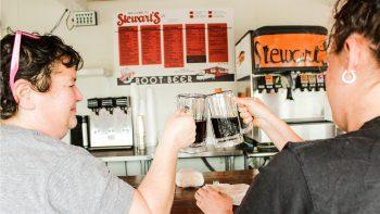 Stewart's Root Beer Stand