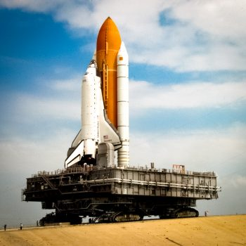 Marion Power Shovel & NASA Crawler-Transporter