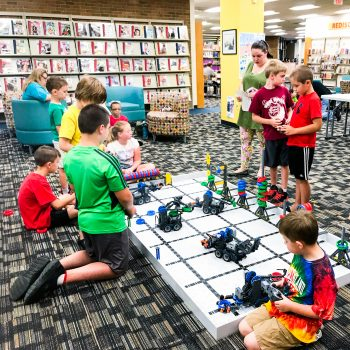 Robotics @ the Library