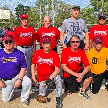 Senior Softball League