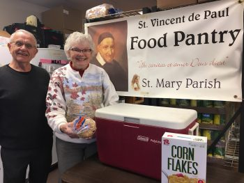 St. Vincent de Paul Food Pantry & Thrift Center