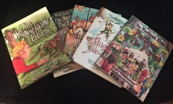 Woodland Elves Book Series