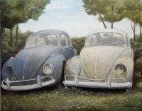 Two Beetles - B Kern