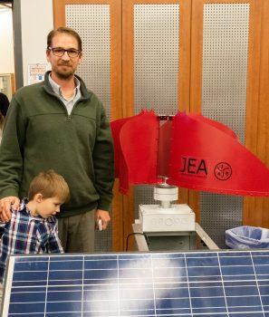 Jason Jordan and the solar panel invention