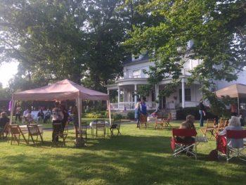 Historic Women's Club Home