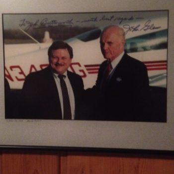 John and John Glenn