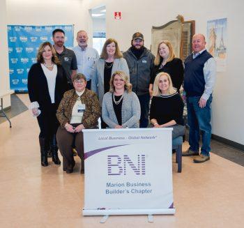 BNI group photo