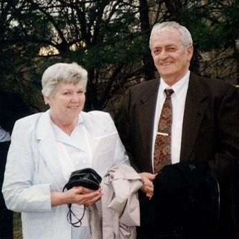 Doug and Virginia Geib