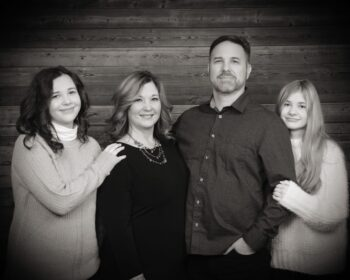 Lisa Bush family