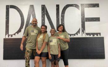 Quiana and family